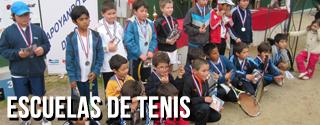 Escuelas de Tenis